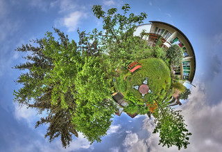 my small little planet ;-) II
