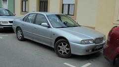 Spanish 2001 Rover 600 (Nutrilo) Tags: spanish 2001 rover 600