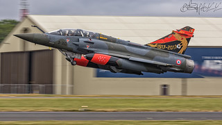 French Air Force Dassault Mirage 2000D 618