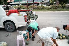 * (Sakulchai Sikitikul) Tags: street snap streetphotography summicron songkhla sony a7s 35mm leica thailand watermelon