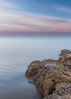 Sea Air (alistair55) Tags: sea bigstopper longexposure sunset rocks sussex