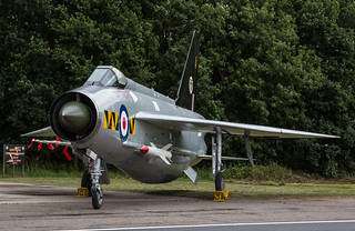English Electric Lightning F3 - XR713