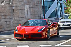 *NEW* Ferrari 488spider (Samuele Trevisanello) Tags: ferrari 488gtb 488 gtb red new ferraricar ferraripower power car cars supercar supercars monaco montecarlo monte carlo dream dreamcar f ferraricars italian worldcars auto veicolo sportiva allaperto nikond d3200 italy nikon fotobyst carfotobyst spider 488spider