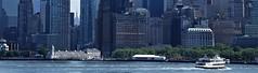 Don't Fence Me In (Keith Michael NYC (4 Million+ Views)) Tags: newyorkcity newyork ny nyc statenislandferry empirestatebuilding
