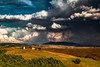 Cloud Show (BeNowMeHere) Tags: ifttt 500px trip benowmehere cloudshow europe field italy landscape nature rain sky summer sun tuscany village breathtaking cloud clouds color colors countryside dramatic skyscape travel
