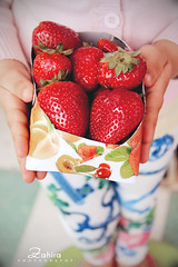 strawberries (zahira photography) Tags: strawberry strawberries food red fraizes fruit