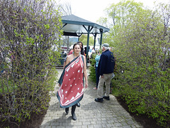 Abbe Museum Indian Market Fashion Show (lucre101) Tags: bar harbor maine downeast beautiful abbe museum indian market fashion show native american