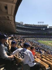 "Dodger Stadium • <a style=""font-size:0.8em;"" href=""http://www.flickr.com/photos/109120354@N07/42387163142/"" target=""_blank"">View on Flickr</a>"