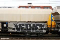 VELVET (rebecca2909) Tags: velvet fr8 freight graffiti köln cologne
