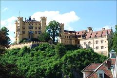 Castillo de Hohenschwangau (Schwangau, Alemania, 19-7-2016) (Juanje Orío) Tags: 2016 schwangau alemania germany deutschland castillo castle palacio palace
