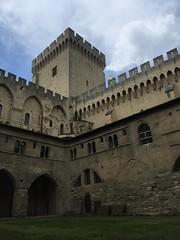 Palais des Papes, Avignon (kelli156) Tags: palais des papes avignon france catholic church papacy schism