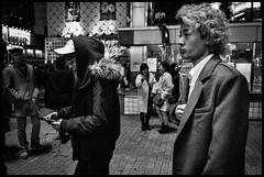 Udagawa-chō, Shibuya-ku, Tōkyō-to (GioMagPhotographer) Tags: tōkyōto night shibuyaku peopleclose afterdark udagawachō streetscene japanproject japan leicamonochrom tokyo tkyto udagawach