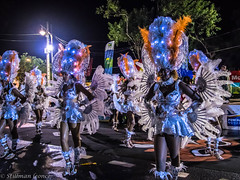 Carnaval 2018 (TravelerRauni) Tags: france paysage continentsetpays carnaval spectacle nuit europe departementsdoutremer guadeloupe antilles dom fr fra montagne night show verdure vert bynight landscape parade