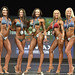 Bikini Masters B 4th Lyoness 2nd Larose 1st Humbatova 3rd Sparks 5th Mar