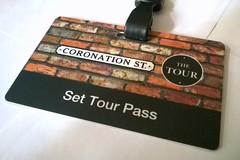 Proejct 365 #160: 090618 Backstage Pass