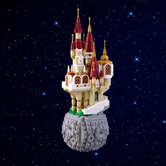 Comet Kingdom (Swan Dutchman) Tags: lego summerjoust 2018 contest castle comet