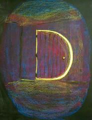 1stgr 003-2 (ArneKaiser) Tags: 1stgrade 5thgradefarewell boarddrawings edited mrkaisersclass pineforestschool waldorf waldorfjourney chalk chalkboard chalkdrawings grade1classbook