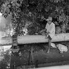 Street Life- Fishing in the canal (Redt16s) Tags: thailand bangkok everydaylife socialdocumentary streetphotography blackandwhite monochrome ilford hp5 250asa spur acuroln 1100 3125mins 24degc rolleiflex35f