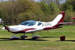G-CIAX_03 (GH@BHD) Tags: gciax czechaircraftworks czaw czechaircraftworksczawsportcruiser sportcruiser pophammicrolighttradefair2018 pophamairfield popham aircraft aviation microlight