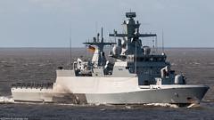 Korvette MAGDEBURG (ETMN-PICTURES) Tags: deutschemarine f261 korvette kriegsschiff magdeburg mmsi211911000