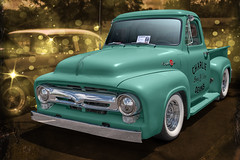1954 FORD F-100 (@CarShowShooter) Tags: anderson geo:lat=3453723111 geo:lon=8268167183 geotagged heritagetrace southcarolina unitedstates usa 1954fordf100 1954fordpickup 2470 2470mm americanclassictruck americantruck andersoncounty andersoncountysc andersoncountysouthcarolina antiqueauto auto automobile automotivephotography automotiveportrait bokeh braxs4thannualcarsforacause buzsim carshow classicfordtruck classictruck classicvehicle clean coche compositeimage customtruck customvehicle cyantruck depthoffield digitalart dof f100 ford fordf100 fordpickup fordtruck fordvehicle nikkor2470 nikond800 photoshop photoshoplensblur pickup pickuptruck topazbuzsimeffect topazfilter topazsimplify topazsoftware truck trucklifestyle truckphoto upstate upstatesouthcarolina vehicle véhicule vehículo vendimia vintage vintageautomobile vintagecar vintagelook vintagepickup vintagetruck voiture