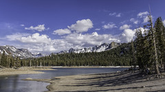 Horseshoe Lake, CA (punahou77) Tags: mammoth california clouds camping forest fishing landscape lake horseshoe horseshoelake mammothlakes highway395 hike highsierra hiking stevejordan sierras sierranevada sky nature nikond500 nikon punahou77 pines
