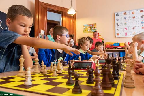 VIII Turniej Szachowy Przedszkolaków o Mistrzostwo Świdnicy-77