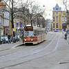 Lijn 6 - Brouwersgracht Den Haag (ComBron) Tags: denhaag openbaarvervoer htm brouwersgracht zwennes lijn6 tram6