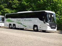 YN17OHO (47604) Tags: scania yn17oho houghs bus coach edinburgh cleethorpes