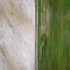 blanc et vert (Meculda) Tags: vert blanc champs green white drone aérien mavic mavicpror minimal france 2018 spring printemps