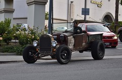 Early Rodders 5-26-18 (USautos98) Tags: ford modela pickuptruck traditionalhotrod streetrod custom