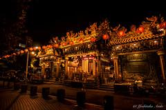 Wenchang Temple Shuanglian Taipei (jenlung.a) Tags: taiwan taipei shuanglian