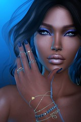 ● 1183 Blue Eyes (Mɪss Dɪᴀᴢ) Tags: euphoric sintiklia catwa glamaffair avaway blush lookbook kinkyevent cosmopolitanevent