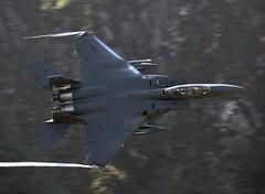 DARK EAGLE (Dafydd RJ Phillips) Tags: ln306 eagle strike f15 f15e loop mach lakenheath afb usaf united states air force base usa aviation military combat jet fighter fast low level
