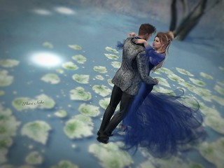 #191  romantic dancing......