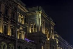 Milano Galleria Umberto (Dirk Buse) Tags: milano lombardia italien ita it italia italy nacht galleria umberto night city stadt urban beleuchtung gebäude architektur architecture mft m43 mu43 travel reise farbe color colour