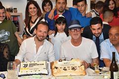 Juventus Official Fan Club Menfi festeggia i suoi 10 anni con Stefano Tacconi