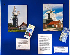 Holgate Windmill exhibition, 'How Many Sails?' - panel 5