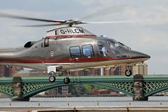 G-HLCM Leonardo Spa AW109SP (kertappa) Tags: img8382 ghlcm leonardo spa aw109sp london heliport battersea eglw