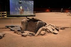 Val d'Aosta - Aosta - Area megalitica di S.Martin de Corleans: tomba due (mariagraziaschiapparelli) Tags: aosta valdaosta areamegaliticadistmartindecorleans corleans stmartindecorleans museo
