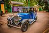 1940's London Taxi (Tony Howsham) Tags: 1940's 1940 blue taxi london austin anglia east suffolk lowestoft museum transport carlton 18250 sigma 70d eos canon