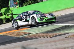 Porsche Carrera Cup - Monza 2018 (Orion-27) Tags: monza autodromo enicircuit porsche porschecarreracup race racing 911 911gt3 canon eos70d tamron 150600 speed