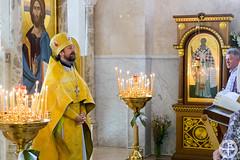 Богослужения Недели Всех святых