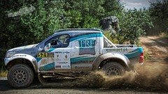 Toyota Hilux (P.J.V Martins Photography) Tags: offroad reguengosdemonsaraz baja todooterreno toyota hilux car carro allroad allterrain all4racing racing rally rali outdoors portugal 4x4 4wd vehicle motorsport motorsports