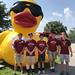 NJROTC Rubber Ducky Derby