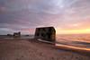 Baltic sea (izzistudio) Tags: izzistudio forts baltic sea seaside seascape nature sunset clouds beach water sand beautiful lights building architecture sky