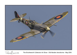 Supermarine Spitfire Mk IX MH434