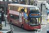 NXWM 6145 @ Station Street, Birmingham (ianjpoole) Tags: national express west midlands alexander dennis enviro 400mmc sn15lhr 6145 working london north western railway rail replacement bus service from coventry birmingham new street