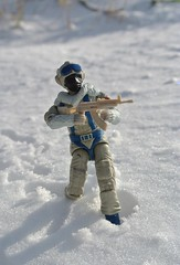 Cobra Ice Viper (Sentinel 3001) Tags: cobra ice viper action force figure toy outdoor snow ak47