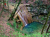 The highest waterfall on the Pasjak creek (Vid Pogacnik) Tags: slovenija slovenia hrvatska croatia istra istria waterfall creek pasjak outdoors landscape hiking
